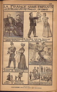 1902 Almanac Enfants
