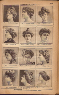 1902 Almanac Hair