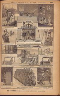 1902 Almanac Inventions