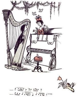 Peynet Harp