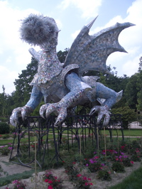 Jardin des Plantes Statue Small