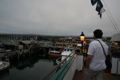 Monterey Warf
