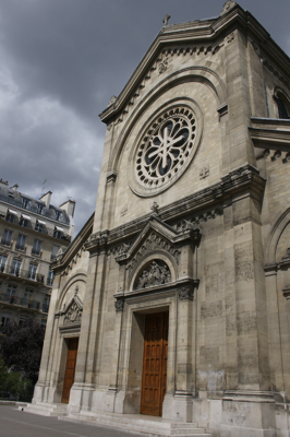 Montparnasse Church 2