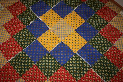 Provencal Quilt Pieces
