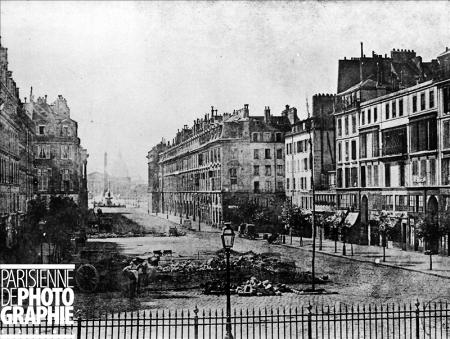 1848 Barricade