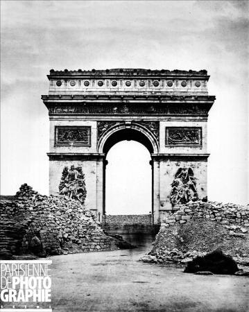 1870-71 Barricade