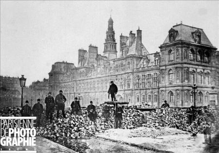 1871 Barricade Hotel de Ville