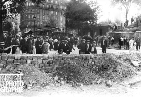 Barricade 1914