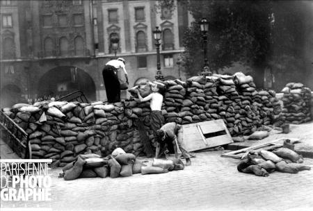 Barricade 1944