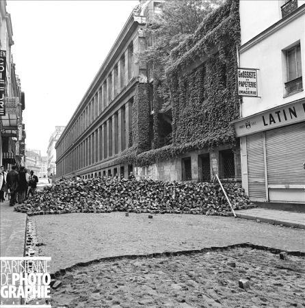 1968 Barricade
