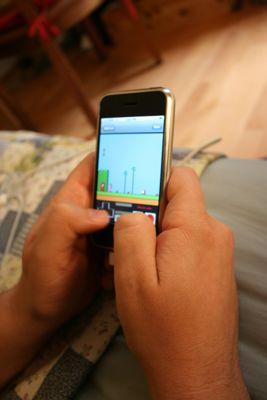 iphone mario 2