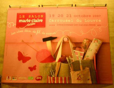 Marie Claire Idées Sign