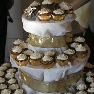 Cupcakes Set-up