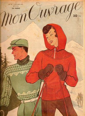 Mon Ouvrage Jan 1950 p1
