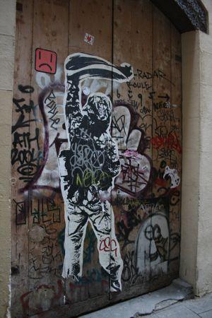 Barcelona Graffiti 1