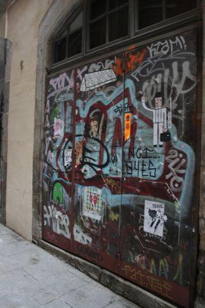 Barcelona Graffiti 2