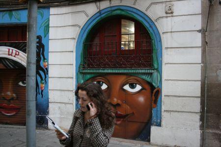 Barcelona Graffiti 3