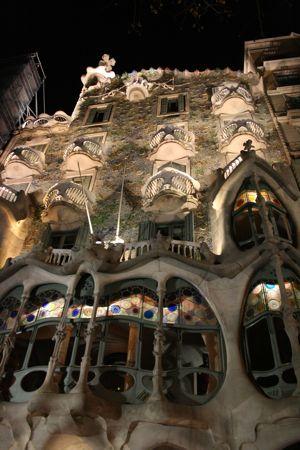 Gaudi 2 (Night)