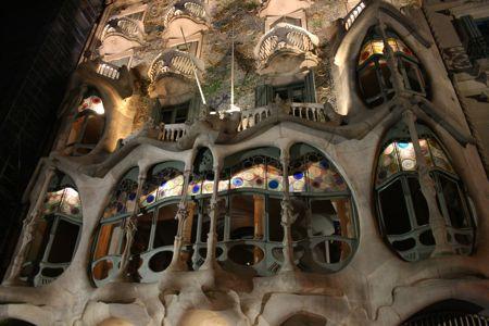 Gaudi 3 (Night)