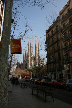Gaudi Cathedral 1