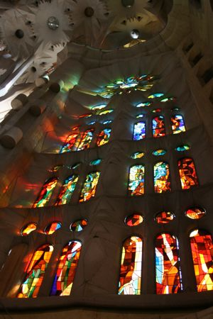 Gaudi Cathedral 4