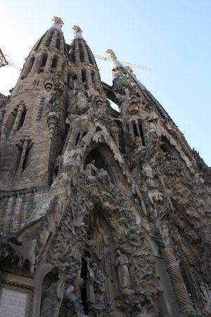 Gaudi Cathedral 5