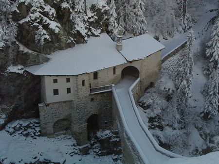 Valfrejus Chapel