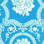 Fabric: Aqua Primrose