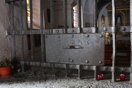 Chapelle Charmaix Tronc
