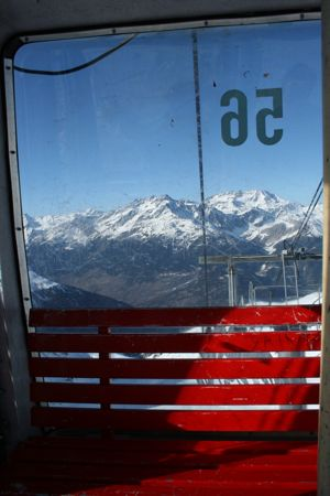 Gondola Inside