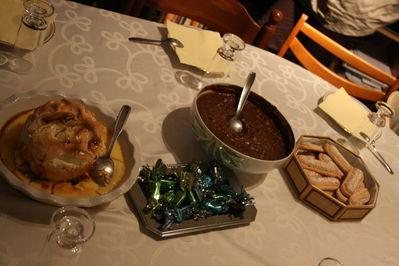Desserts in Roanne